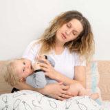 産後の寝不足がつらい・頭が痛い!寝不足でも1日元気に過ごすサプリ